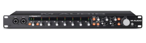 M-Audio M-Track Eight 8-In/8-Out USB Audio Interface M-TRACK-8