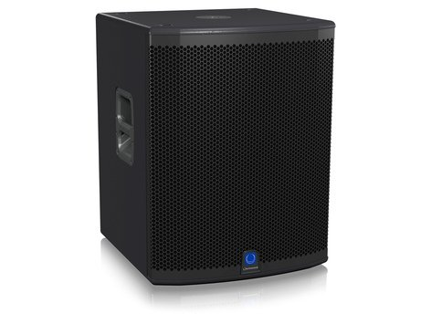 "Turbosound IQ18B 3000W 18"" Powered Subwoofer with ULTRANET Networking IQ18B"