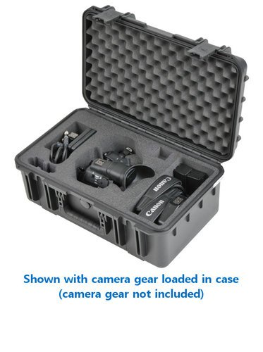 SKB Cases 3I-20118C300 iSeries Case for Canon C300 or C500 Airline Carry-on 3I-20118C300