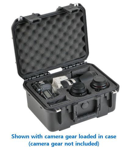 SKB 3i-13096SLR1 iSeries DSLR Pro Camera Case I 3I-13096SLR1