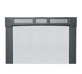 Middle Atlantic Products VFD-38A  38 RU Curved Vented Front Rack Door VFD-38A