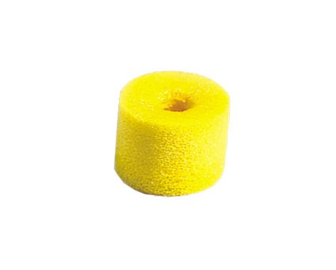 Shure EAYLF1-100 100 Yellow Foam Sleeves for In-Ear Headphones EAYLF1-100