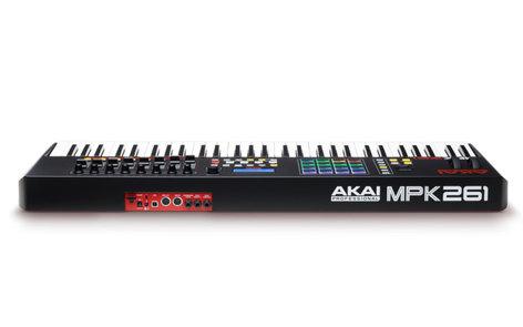 AKAI MPK 261 61-Key MIDI Controller MPK261
