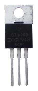 Samson 7-CVIIRFB31N20D  B31N20D FET for XML610 7-CVIIRFB31N20D