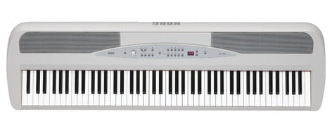 Korg SP-280 88-Key Stage Piano in White SP280WH