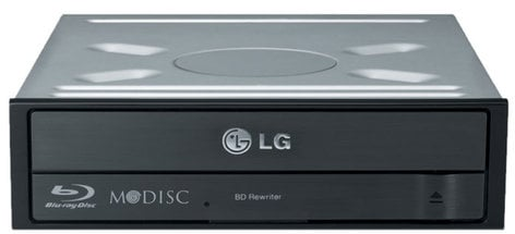 LG Electronics WH16NS40  Blu-ray Disc Rewriter with Internal SATA 16x Super Multi Blue WH16NS40
