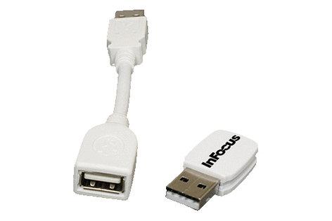 InFocus SP-WIFIUSB-2 Wireless USB Adapter SP-WIFIUSB-2