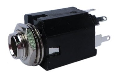 Mackie 400-464-00 1/4 Inch TRS Jack for 1604VLZ and CFX20 400-464-00