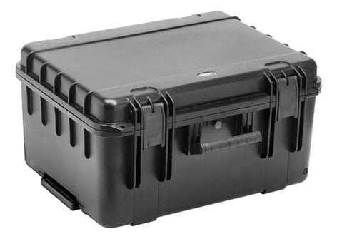 SKB Cases 3I-2015-7B-C iSeries 2015-7 Waterproof Case with Cubed Foam 3I-2015-7B-C