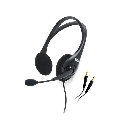 Williams Sound MIC-045  Dual Ear Noise-Canceling Headset MIcrophone with 3.5mm Connector MIC-045