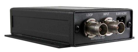 Communications Specialtie 3350-B7S Transmitter for 3G/HD/SD-SDI Transmission Over One Single Mode or Multimode Fiber CSI-3350-B7S