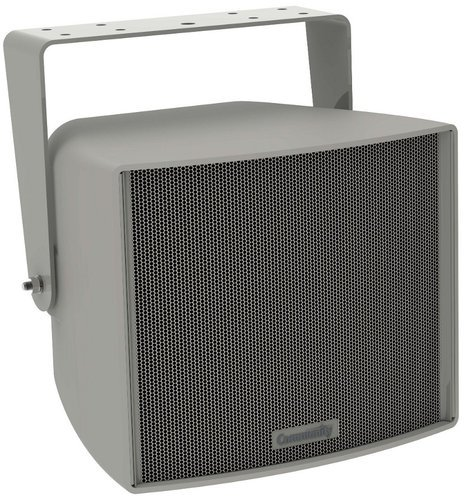 "Community R.35-3896 3-Way 8"" Full Range Weather Resistant Loudspeaker in Gray with 90x60 Coverage Pattern R.35-3896"