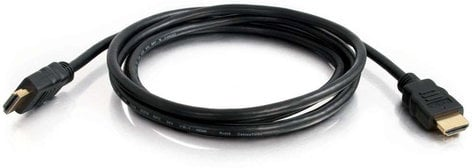 Cables To Go 56783 6 ft High Speed HDMI Cable with Ethernett 56783