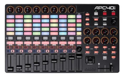 AKAI APC40 mkII MIDI Pad Controller for Ableton Live APC40-MKII