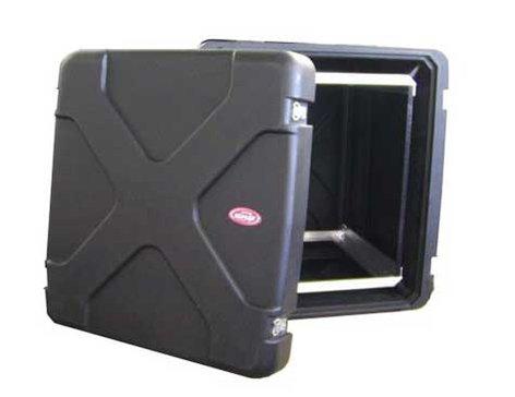 "SKB Cases 1SKB-R908U20 8 Space Roto Shock Rack, 20"" Deep 1SKB-R908U20"