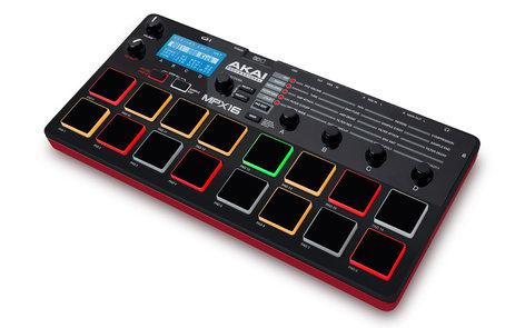 AKAI MPX16 16-Pad Sampler MPX16