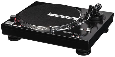 Reloop RP 4000M Direct Drive Turntable RP-4000-M