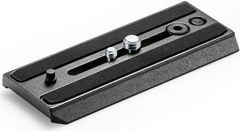 Manfrotto 500PLONG Aluminum Video Camera Plate 500PLONG