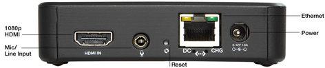Teradek TER-VIDIU Teradek VidiU Camera Top HDMI H.264 Encoder TER-VIDIU