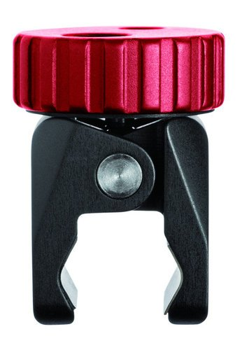 Manfrotto MC1990A Pico Clamp, Max 4.4lbs., F=8 to 15mm, 1/4 and 3/8 att.(#147) MC1990A
