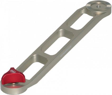Vocas 0390-0030 Offset Handgrip Extender, Long (150mm) 0390-0030