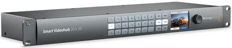Blackmagic Design VHUBSMART6G2020  Smart Videohub 20 x 20 VHUBSMART6G2020