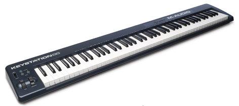 M-Audio Keystation 88 88-Key MIDI Controller KEYSTATION-88-II