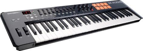 M-Audio Oxygen 61 61-Key USB MIDI Controller OXYGEN61-IV