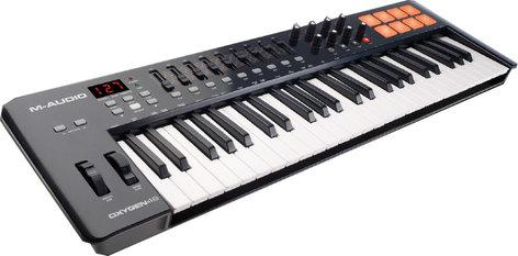 M-Audio Oxygen 49 49-Key USB MIDI Controller OXYGEN49-IV