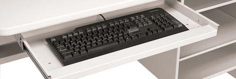 Bretford Manufacturing UCSKD-GM [RESTOCK ITEM] Keyboard Drawer UCSKD-GM-RST-01