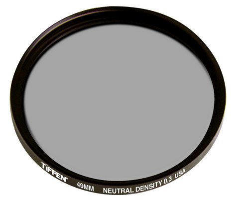 Tiffen 49ND3 49mm Neutral Density 0.3 Filter 49ND3