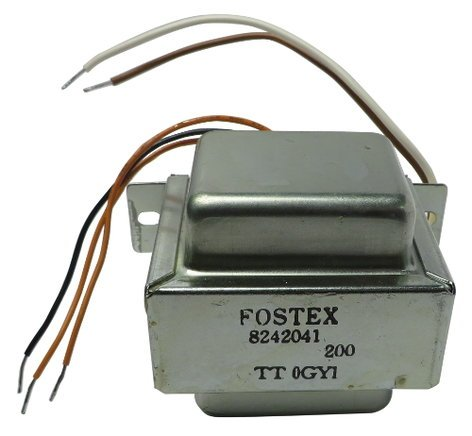 Fostex 8242041200  Power Transformer for 6301B and 6310B 8242041200
