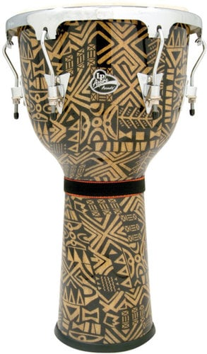 Latin Percussion LPA632-SGC Aspire Djembe in Serengeti LPA632-SGC