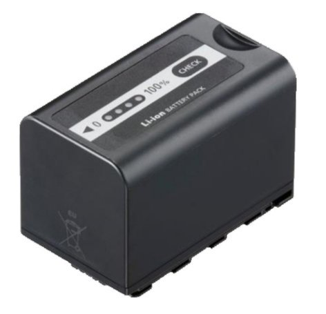 Panasonic VW-VBD58 7.2V 5800 mAh Battery VW-VBD58