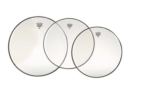 """Remo PP-0970-BE Clear Emperor Standard Drumhead Pack: 12"""",13"""",16"""" PP-0970-BE"""