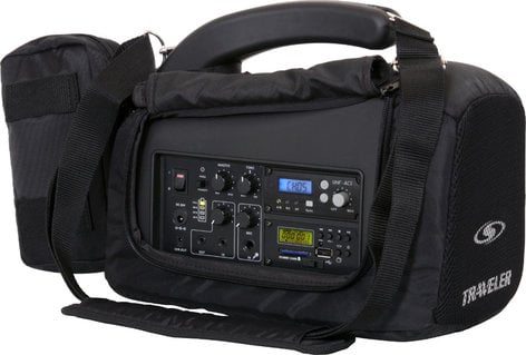 Galaxy Audio TV5XBAG  Carry Bag for Galaxy TV5X Portable PA System TV5XBAG