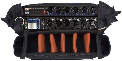 Porta-Brace MXC-664CLX  Field Audio Mixer Case for Sound Devices 664 and Wireless Microphones MXC-664CLX