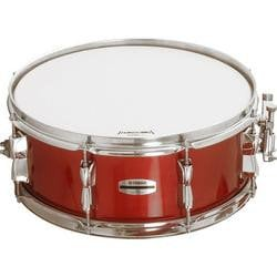 "Yamaha SBS-1455-CR 5.5"" x 14"" Snare Drum in Cranberry Red SBS-1455-CR"