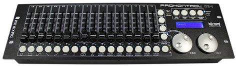 Blizzard Lighting ProKontrol MH Rack Mount DMX Controller PROKONTROL-MH
