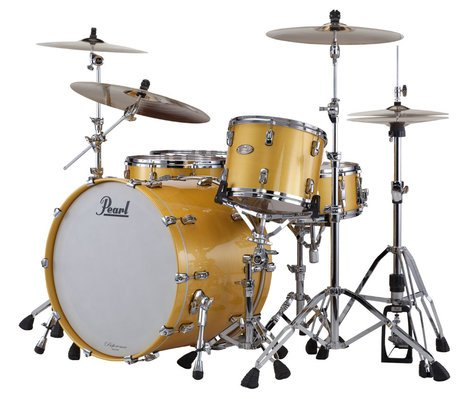 Pearl Drums RF924XSP/102 4-Piece Reference Shell Pack, Natural Maple Finish RF924XSP/102