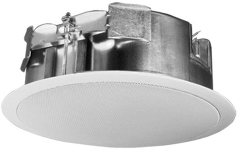 """SoundTube CM52s-BGM-WH 5.25"""" Coaxial In-Ceiling Speaker with Shallow Backcan, White CM52S-BGM-WH"""