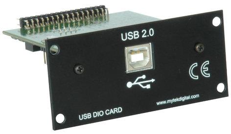 Mytek Digital USB-2.0-DIO-CARD USB2.0 DIO CARD USB-2.0-DIO-CARD