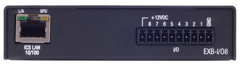 AMX FG2100-21 EXB-I/O8 ICSLan Input/Output Interface - 8 Channels FG2100-21