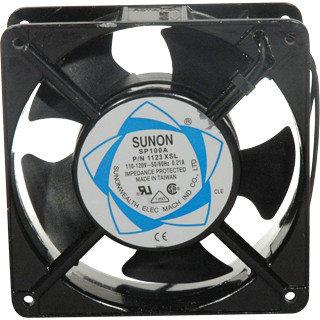 """Grundorf Corp 75-001  4.5"""" Rack/Case Fan 75-001"""