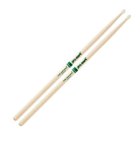 Pro-Mark TXR5AN 5A The Natural Hickory Drumsticks with Nylon Tip TXR5AN