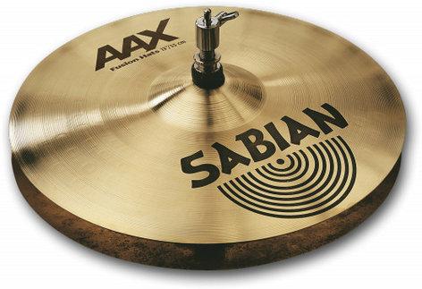 """Sabian 21350X Pair of 13"""" AAX Fusion Hi-Hats 21350X"""