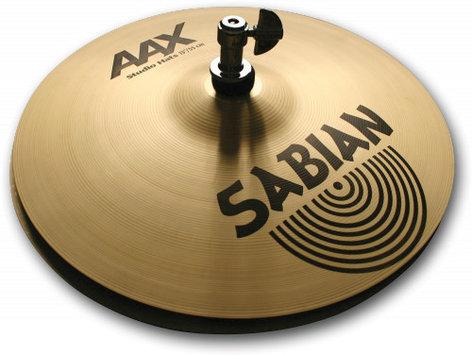 "Sabian 21401X Pair of 14"" AAX Studio Hi-Hats 21401X"