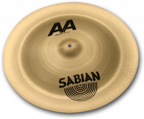 "Sabian 21816 18"" AA Chinese Cymbal 21816"