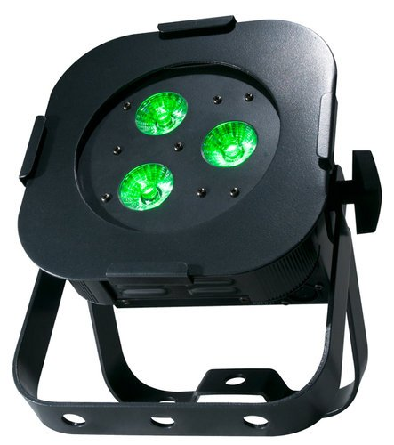ADJ Ultra HEX Par 3 3x10W LED Par Fixture with 6-in1 HEX LEDs and 40° Beam Angle ULTRA-HEX-PAR3