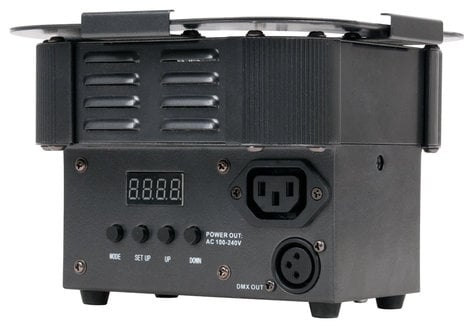 ADJ Ultra HEX Par 3 3x10W LED Par Fixture with 6-in1 HEX LEDs and 40° Beam Angle ULTRA-HEX-PAR3
